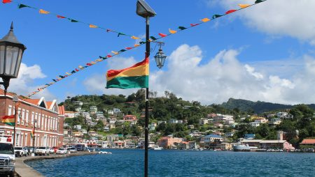 Citizens of Iran and North Korea are banned from applying for citizenship of Grenada