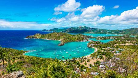 Гражданство за инвестиции Антигуа и Барбуды - 365 пляжей на одном острове