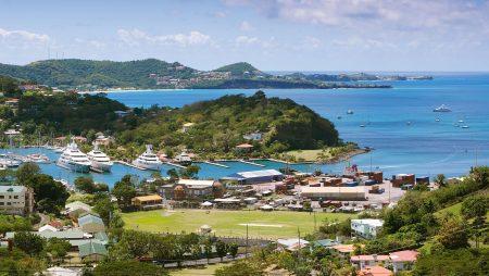 Гражданство за инвестиции Гренады - остров специй Карибского моря