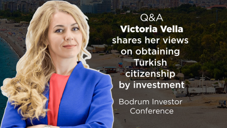 Q & A with Victoria Vella for Bodrum Investor Conference